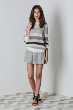 indra-knit-neutral-stripes-celia-suede-skirt-grey_27660304493_o