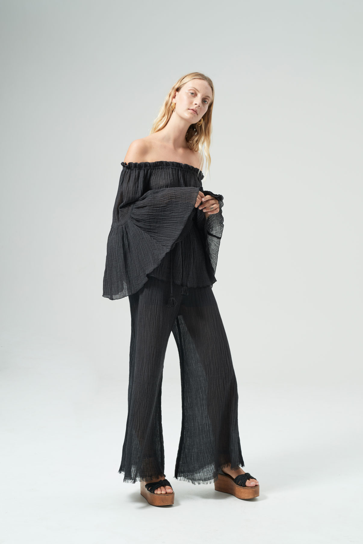 New-HANSEN-amp-GRETEL-William-Linen-Pant-Black