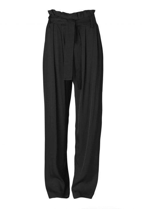 CLINTON PANT-BLACK