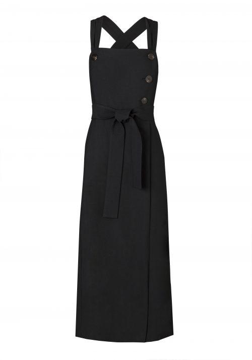 GOLIGHTLY DRESS-BLACK