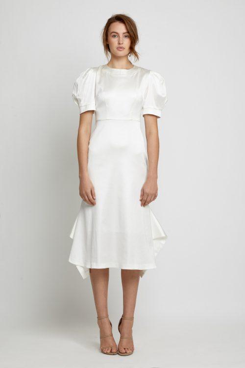 ByKane 31 05 180821White Midi Dress