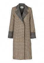 COMMISSIONAIRE COAT - DOUBLE JACQUARD