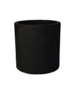 Zakkia Concrete Pot Black resized