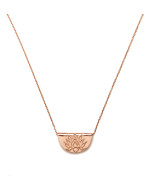 By Charlotte Short Necklace RG resize