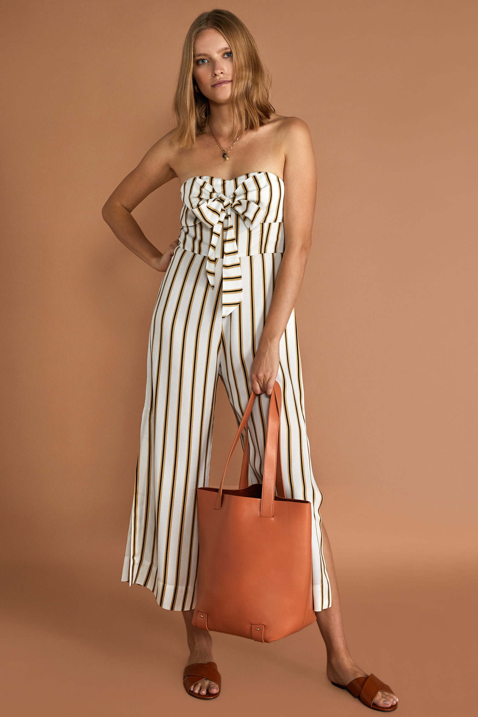 873192d9107 ... SANCIA Praia Jumpsuit – Cilou Stripe. 707 PRAIA JUMPSUIT CILOU  STRIPE BAG